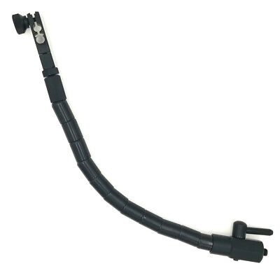 Flexible Snake Arm Holder For Dial Indicator 365mm Long With Dovetail Clamp