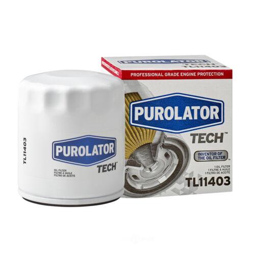 Purolator TECH Engine Oil Filter for 2006-2009 Ford Fusion 2.3L L4 Oil dl