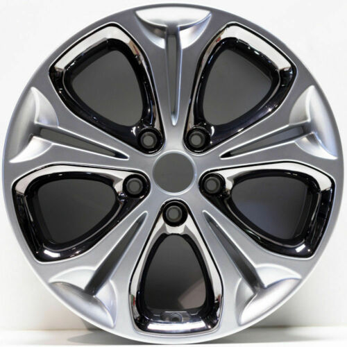 "New 17"" Replacement Alloy Wheel Rim for 2013 2014 2015 Hyundai Elantra GT"