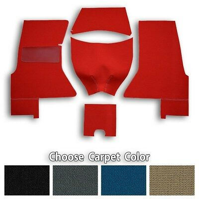 Complete Daytona Replacement Carpet Kit fits Corvette C1 - Choose -