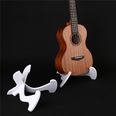 Ukulele Foldable Holder Stand Collapsible Vertical Guitar Violin Display Stand