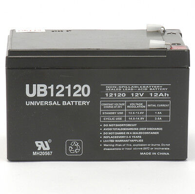 The Upgrade Group Ub12120f2alt11-wka12-12f2 Genuine 12 Vo...