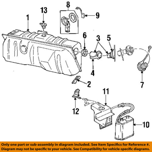 Ford Oemvapor Canister Fuel Gas Emission E2zz9d653a Ebay. Ford Oemvapor Canister Fuel Gas Emission E2zz9d653a. Ford. Ford 2 3l Engine Emission Diagram At Scoala.co