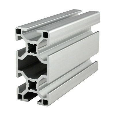 "80//20 Inc T-Slot 3/"" x .75/"" Aluminum Extrusion 15 Series 3034-Lite x 40/"" N"