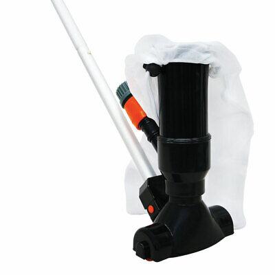Kokido Jet Vac Kit w/ 5' Pole Swimming Pool Spa & Hot Tub Vacuum Pole Attachment](Jet Vac)