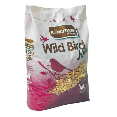 5 kg Whole And Split Peanuts for Wild Bird Nuts / Garden Bird Feed