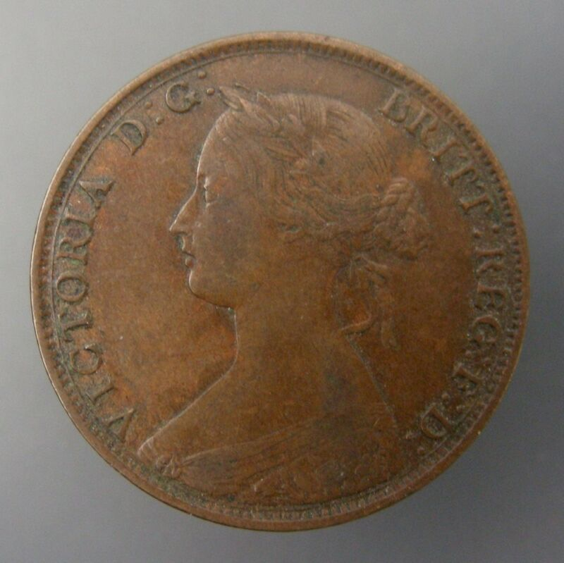 New Brunswick 1861 One Cent