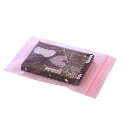 2.5 X 3 Pink Anti Static Reclosable Bag Zip Top Ziplock 4 Mil Heavy Duty Pas