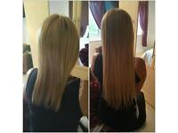 *£10 OFF* GLAM LOCKS HAIR EXTENSIONS - NANO RING - MICRO RING - TAPE IN - GLUE IN - MICRO WEFT ☉