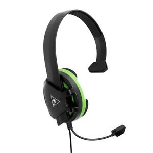 NEW Turtle Beach TBS-2408-02 XB1 Recon Chat Headset - Xbox One Condtion: New