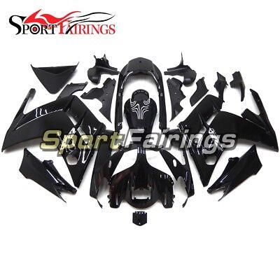 New Fairings For Yamaha FJR1300  2001 - 2006 Body Kit Gloss Black ABS Panels