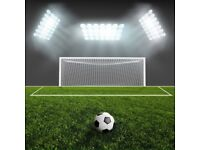 New players wanted, 11 a side men's Sunday football.