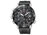 Citizen Armband 59-S53962 Band schwarz CB5005-13X CC3067-11L BN4044-15E 22mm NEU