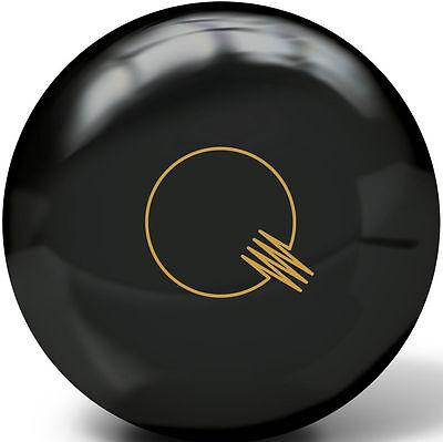 Brunswick Quantum Black 14LB Bowling Ball Thick Shell Better Carry
