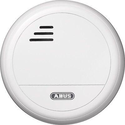 ABUS RM40 LI WIRELESS RADIO LINK SMOKE Detector ALARM InterLinked Fire Sensor