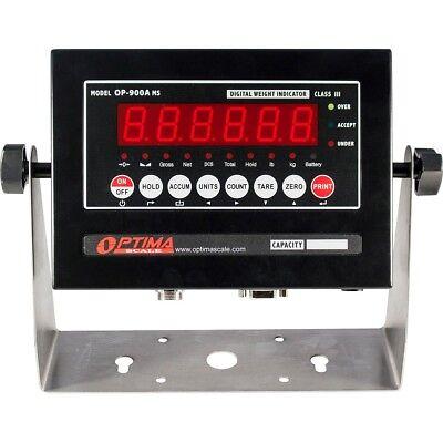 Optima Op-900-ms Scale Indicator