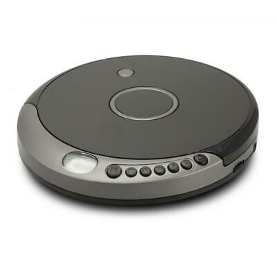 GPX PCB319B Portable Anti-skip MP3-CD Player with Bluetooth