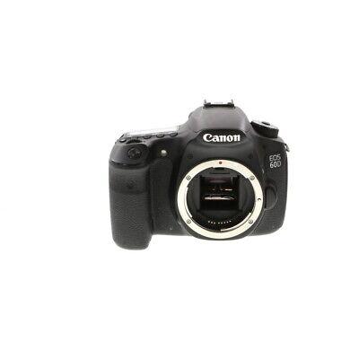 Canon EOS 60D Mid-Range APS-C Digital SLR Camera Body {18.1 M/P} EX