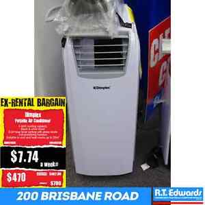 Dimplex 4.7KW Portable Air Conditioner with Warranty Booval Ipswich City Preview