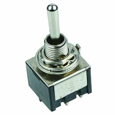On-off-on Momentary Mini Toggle Switch Dpdt