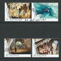 Australia 2017 Grotte Set Di 4 Pregiato Usato -  - ebay.it