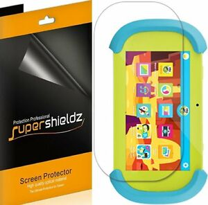 3X Supershieldz Clear Screen Protector Save For Ematic PBS kids Playtime Pad 7