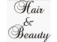 Hair & Beauty - Beautician required full time/part time.