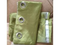 Curtains (Green) from Dreams n Drapes