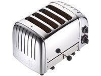 Dualit 4 slice toaster 40378