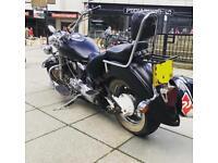 Yamaha dragstar 1100 classic