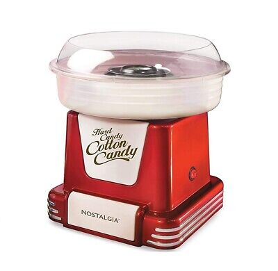 Hard Candy Cotton Candy Maker - Candy Into The Classic Carnival Treat Freeship
