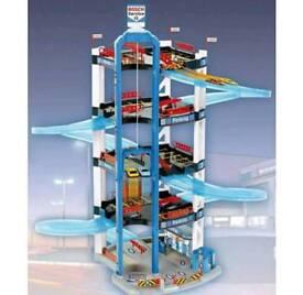 Bosch toy garage