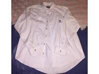 Giorgio White Men's Shirt XL