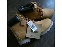 New Timberland boots - size UK12 - RRP : £149