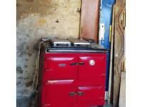 Rayburn Oil Cooker 480k (Aga Oven)