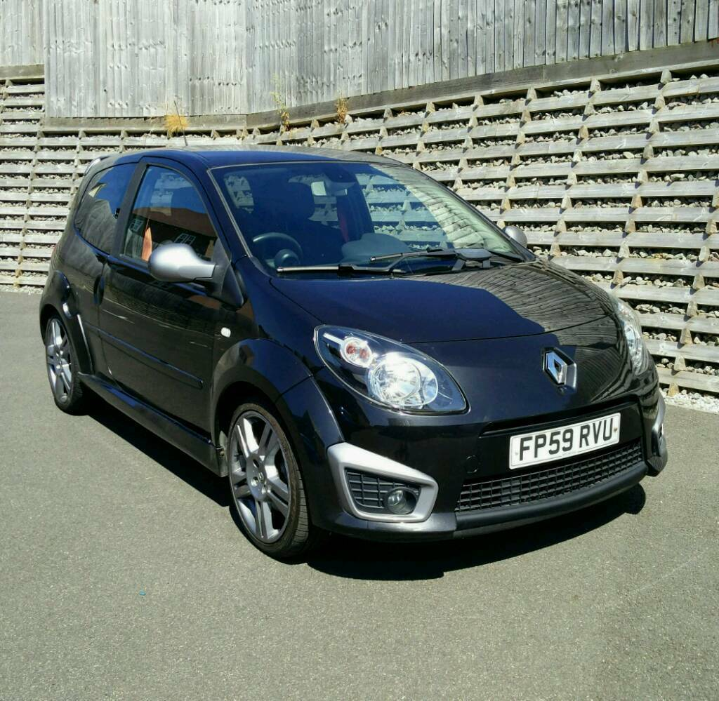 Used 2010 Renault Renaultsport Clio Renaultsport For Sale: Renault Twingo 133 Renaultsport 1.6 Cup Chassis Not Clio