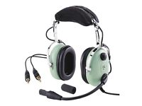 Pilot Headset - ideal for PPL students. ( mint condition - great price)