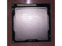 Intel Core i5-2400 4 x 3.1GHz perfect working order