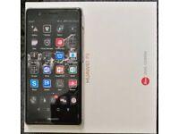 Huawei p9 32gb black like new