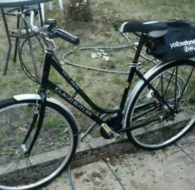 Ladies Claud Butler road bike in fully working order.