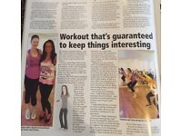 Female Award Winning Personal Trainer and Nutritionist, Barnsley