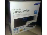 Samsung Portable DVD & Blu-Ray BD Writer / Recorder