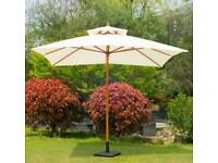 Large umbrella parasol 3mx2m in Greenford