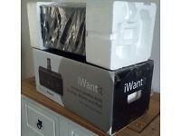 IWANTIT IBTLIA14 Wireless Bluetooth Speaker Dock