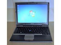 Dell Latitude D430 Netbook W7 Wifi 2GB Ram