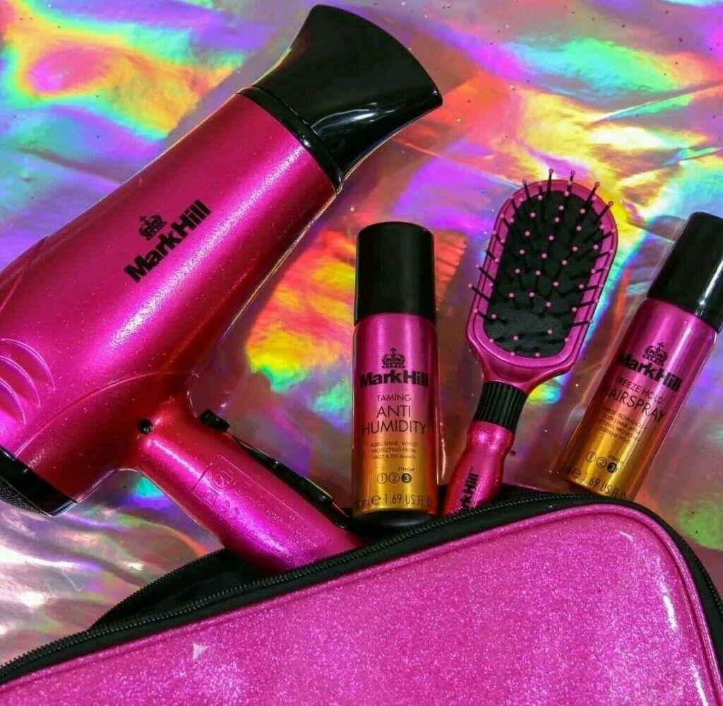 Mark Hill All That Glitters 2200W Hair Dryer Gift Set. RRP £60   in Edinburgh   Gumtree