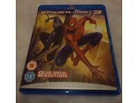 Spiderman 3 Blu-ray