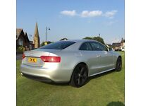 Audi A5 S-Line Special Edition - 2.0 Tdi - Nav - Bang & Olufsen