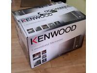 KENWOOD Microwave - 25 liters - 900 W (Brand new, boxed and unused)