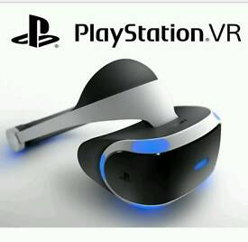 Playstation VR +2 games